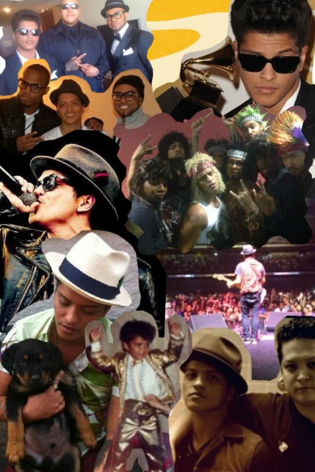 @brunomars I love you!