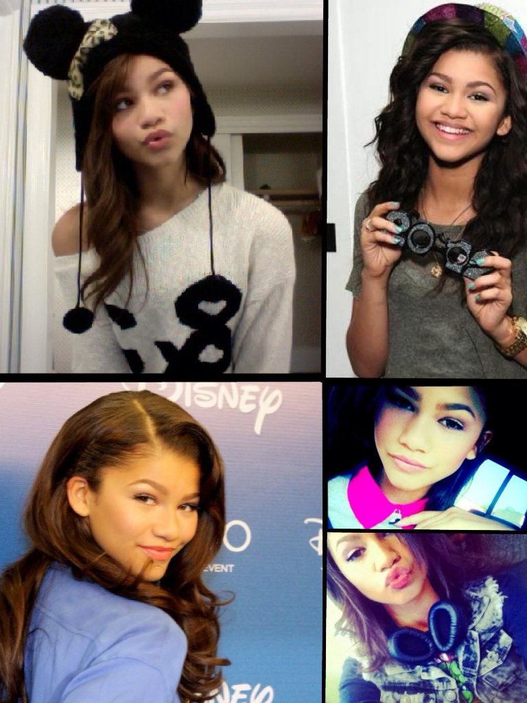 Here's the forth one. @Zendaya96 :))