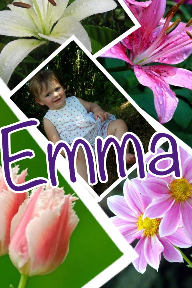 sweet little Emma