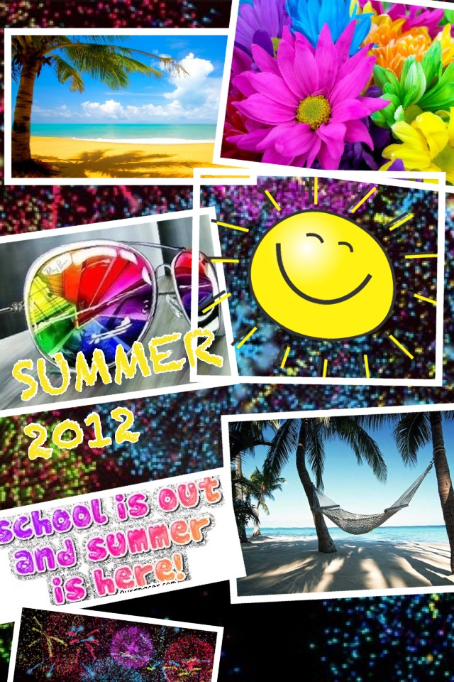 #SUMMER #2012 #soexcited