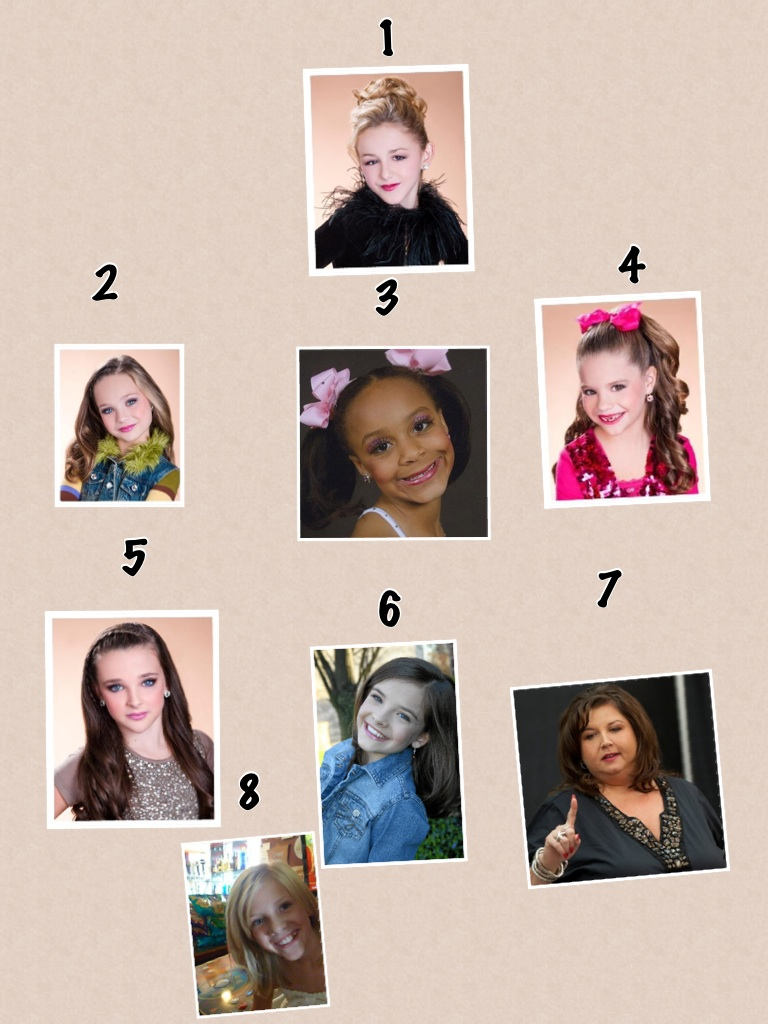 omg!!! dance moms my favorite