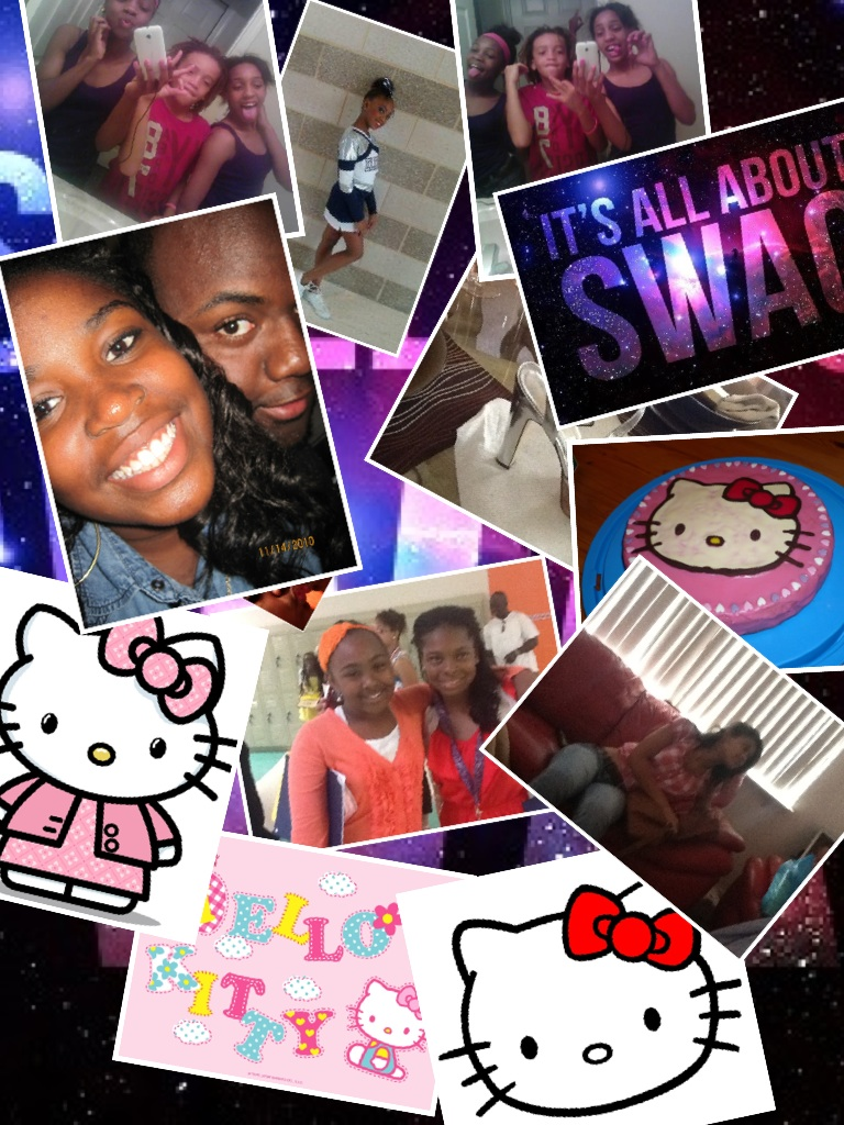 all my Facebook fam and hello kitty stuff for chelz tewh hipp