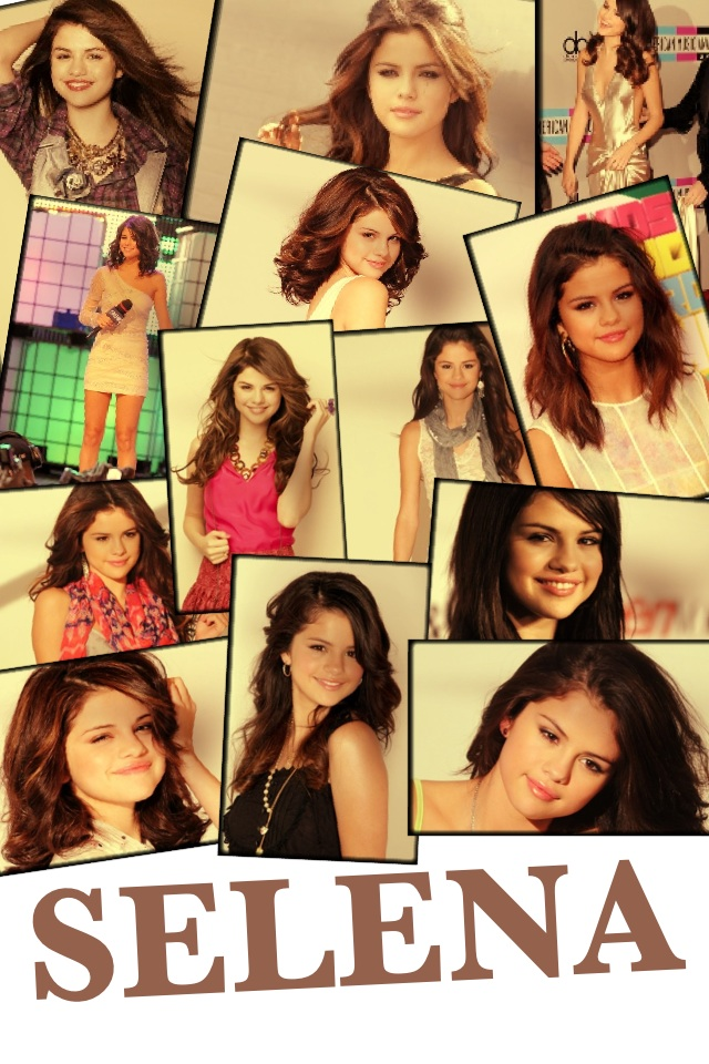 this is a special @selenagomez collage for @sddenina