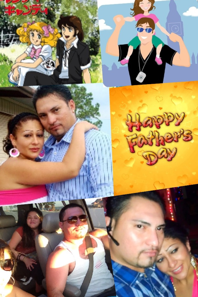 Happy Fathers Day Manuel!!!! :D
