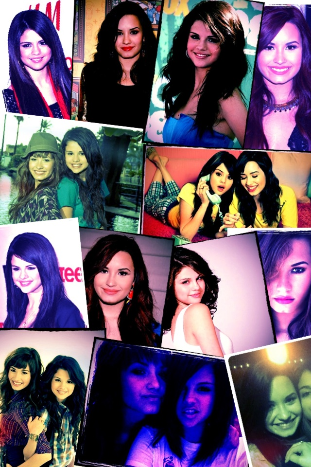 @ddlovato @selenagomez THEY ARE AWESOME