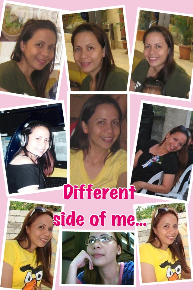 different side of me...