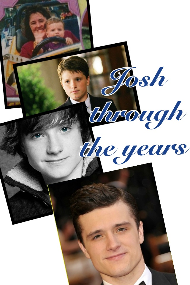 @jhutch1992 through the years 😊