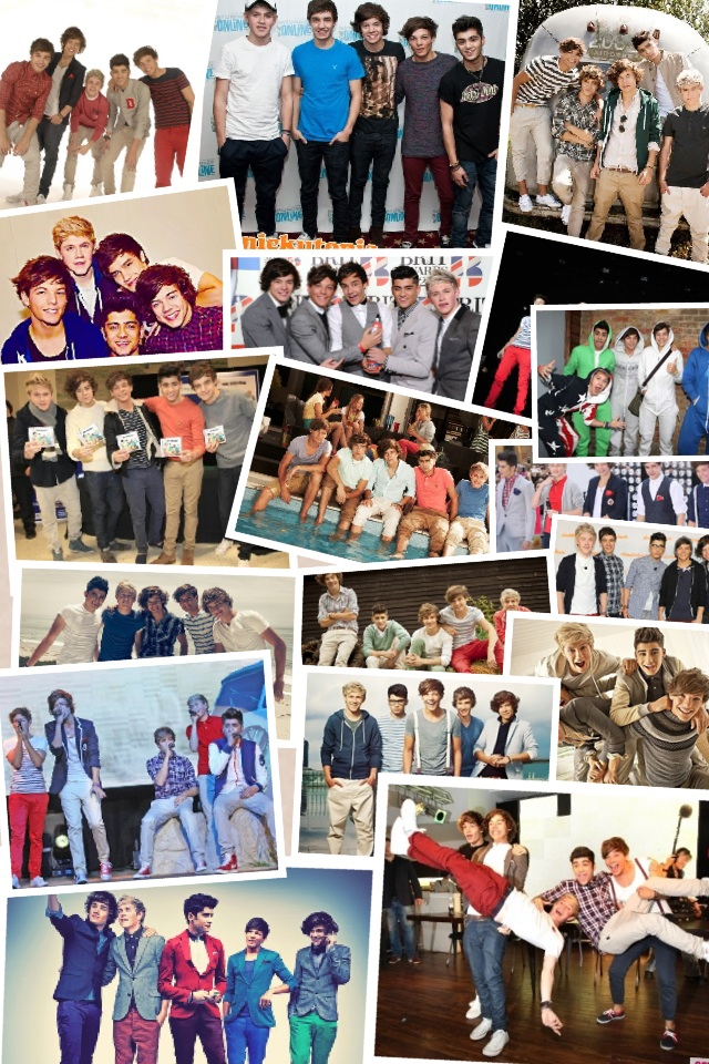 One Band One Dream One Direction <3 <3