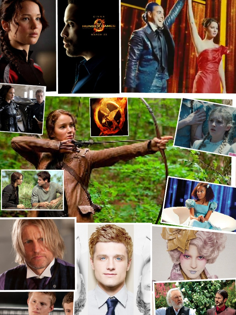 The Hunger Games!!! :)