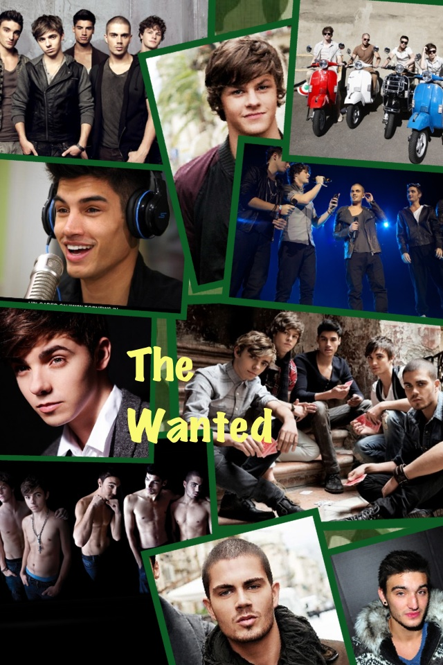 #thewanted @thewanted I love u guys I made this