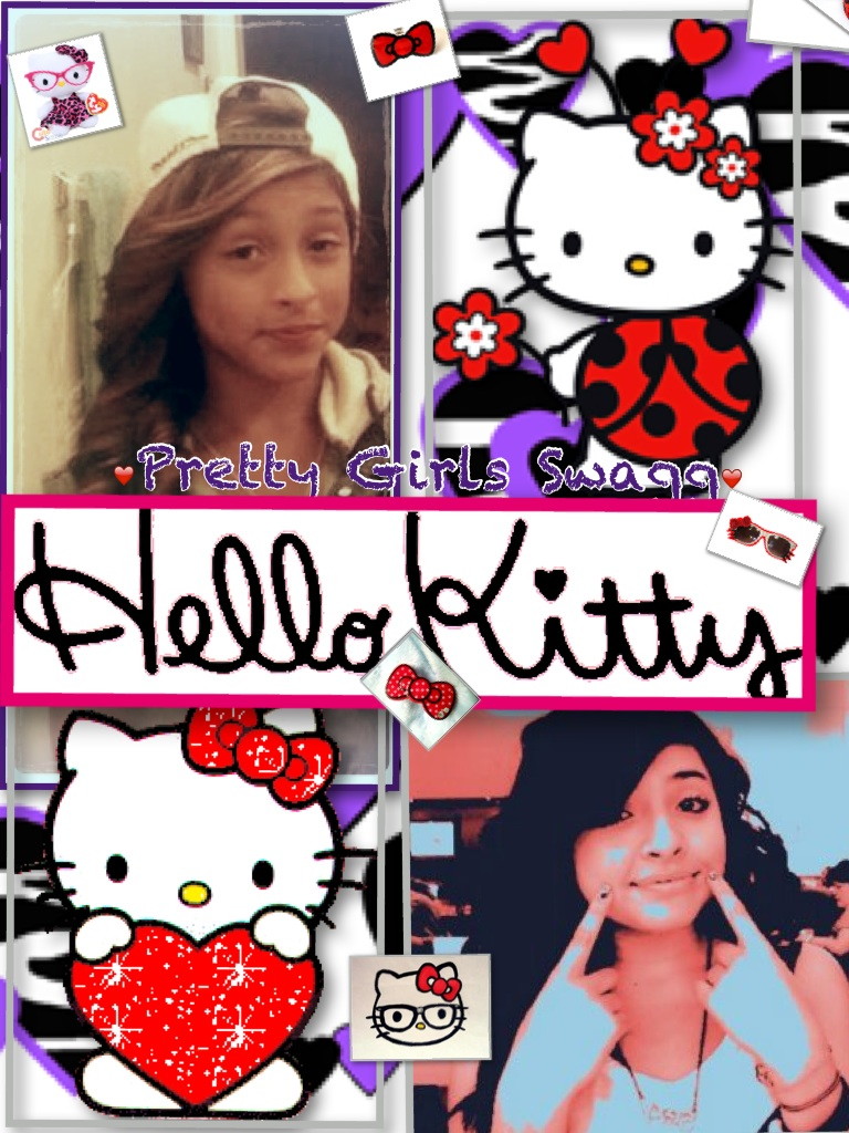 pretty Hello KittySwagg