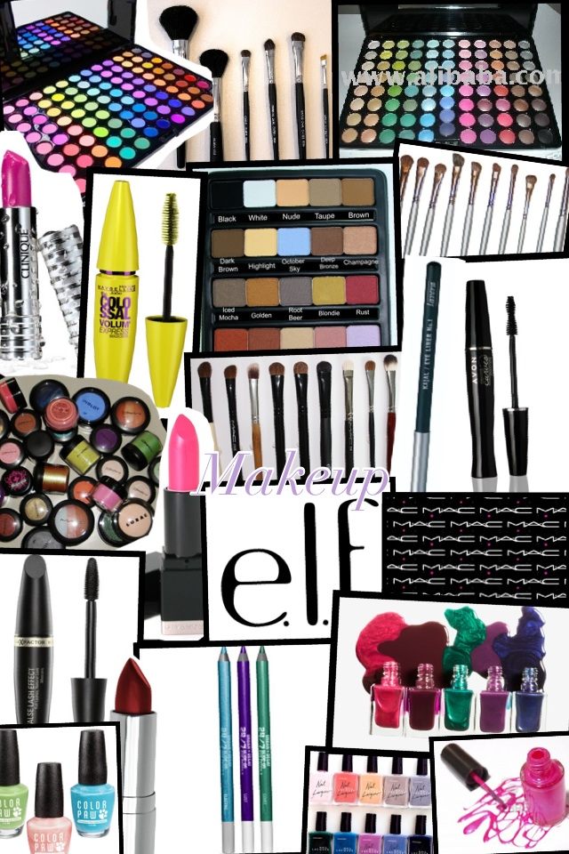 makeup<3 follow @H0ran_Niall for beauty tips<3