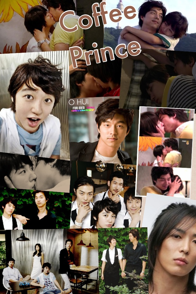 new fav drama (Coffee Prince)