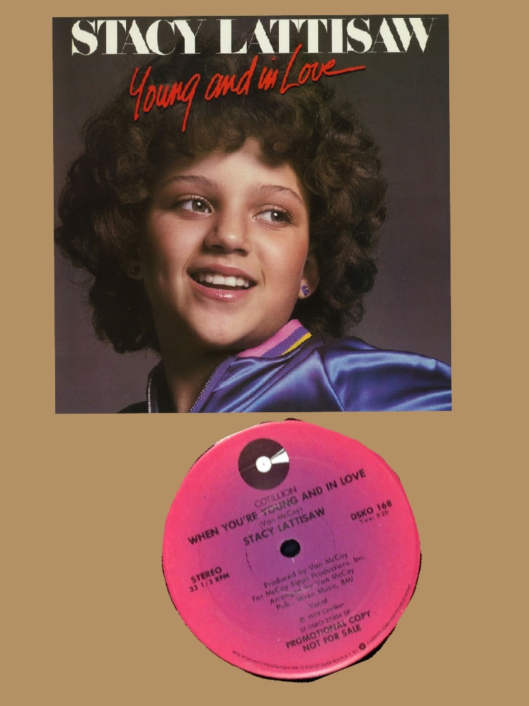 Stacy Lattisaw Young and in Love (1979)