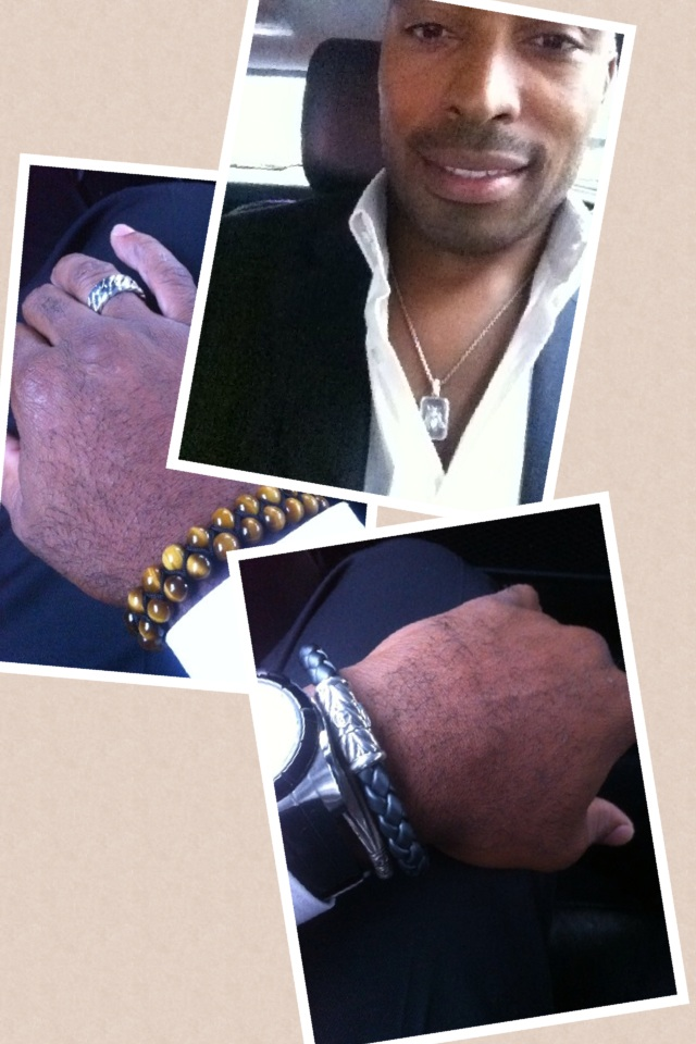 Rockin' @DavidYurman for his 2012 Launch Party