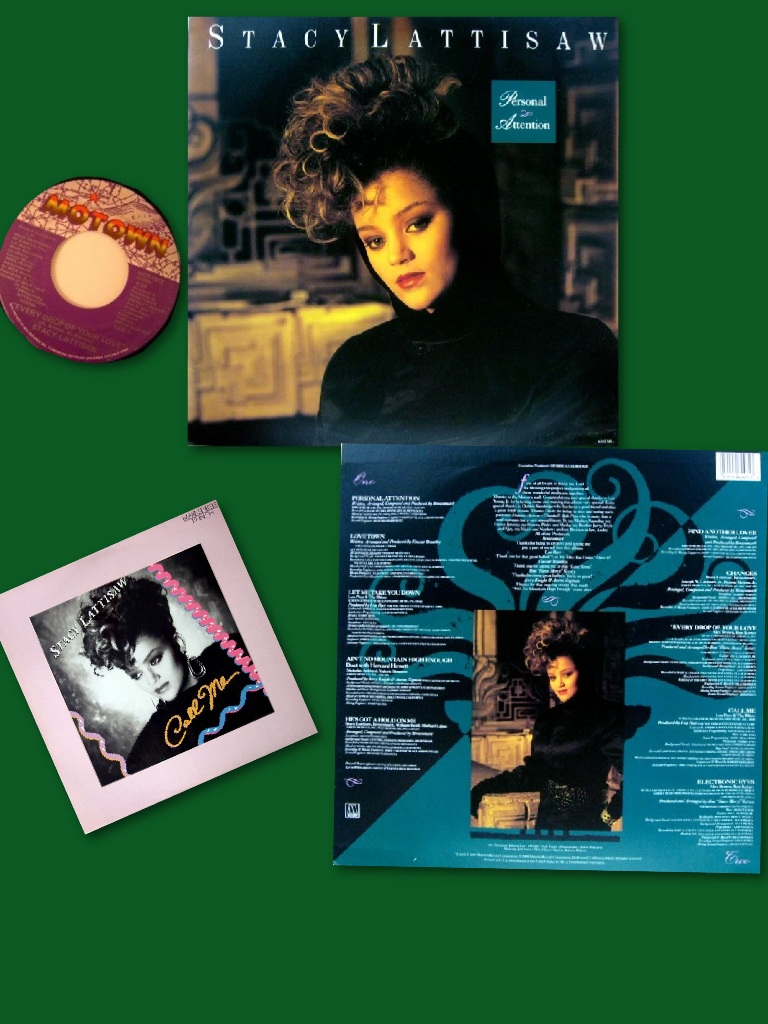 Stacy Lattisaw Personal Attention (1988)