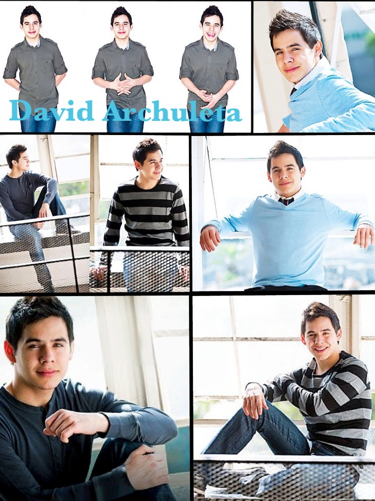 David Archuleta Collage :)