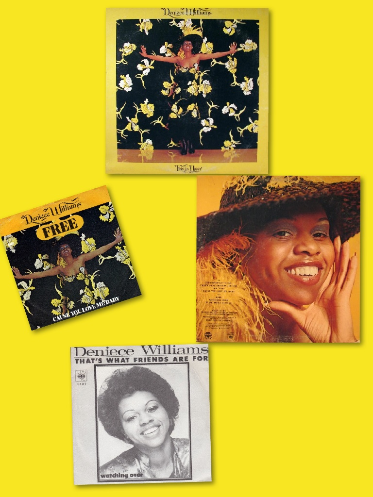Deniece Williams ‎This Is Niecy (1976)