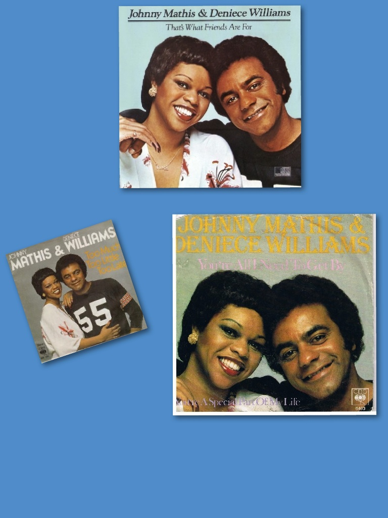 Deniece Williams & Johnny Mathis