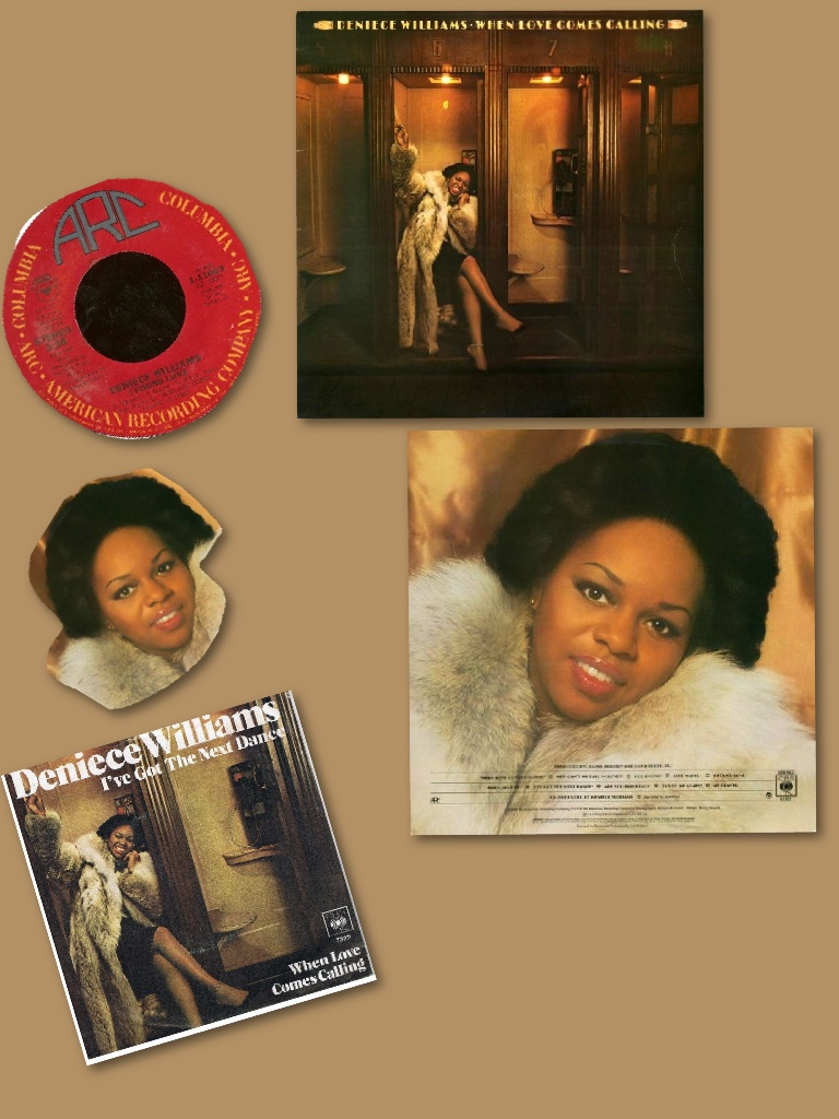 Deniece Williams When Love Comes Calling (1979)