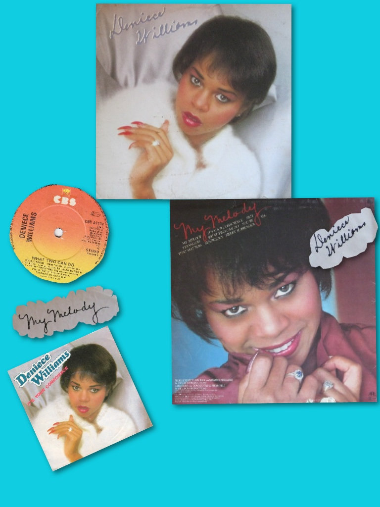 Deniece Williams My Melody (1981)
