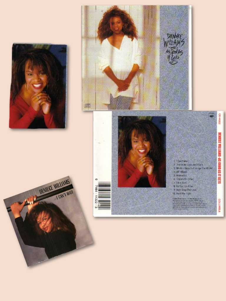 Deniece Williams As Good as It Takes (1988)