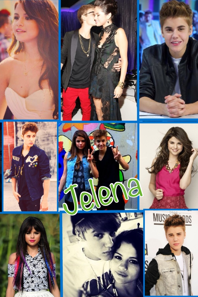 Love both Of them <3' Jelena.