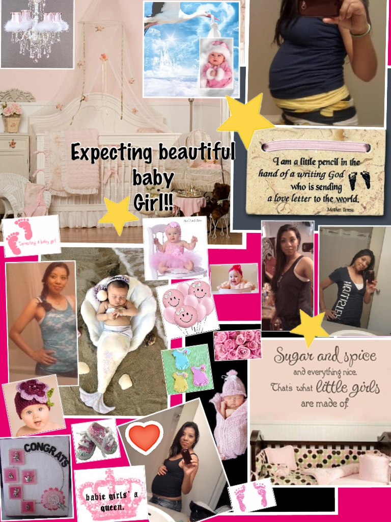I'm so happy for u Amiga!! ur baby luv is almost here!!!!<3<3