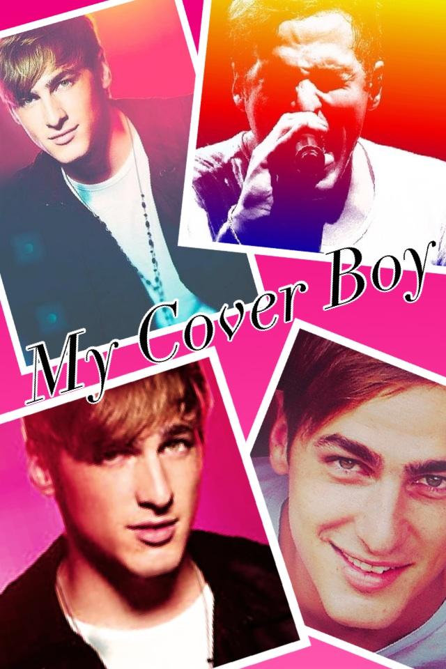 My Cover Boy!