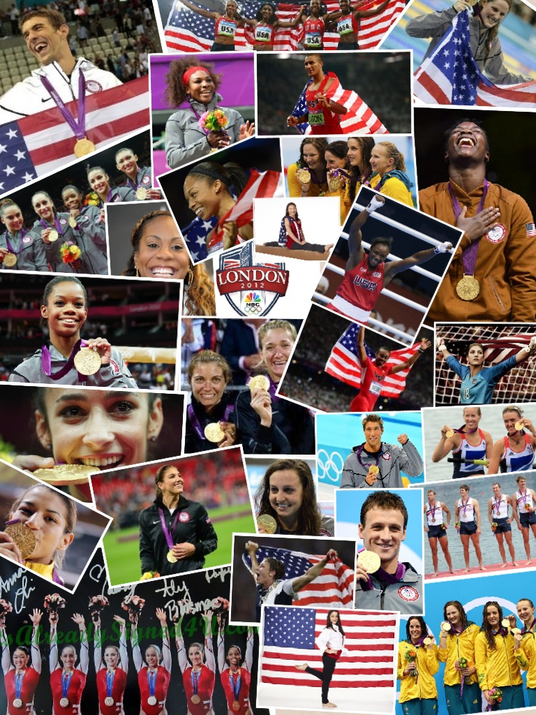2012 USA O Gold Winners