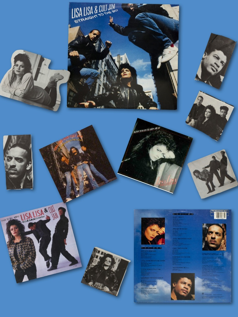 Lisa Lisa &amp; Cult Jam Straight to the Sky (1989)