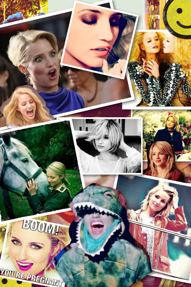 Huzzah it&#x27;s @DiannaAgron!