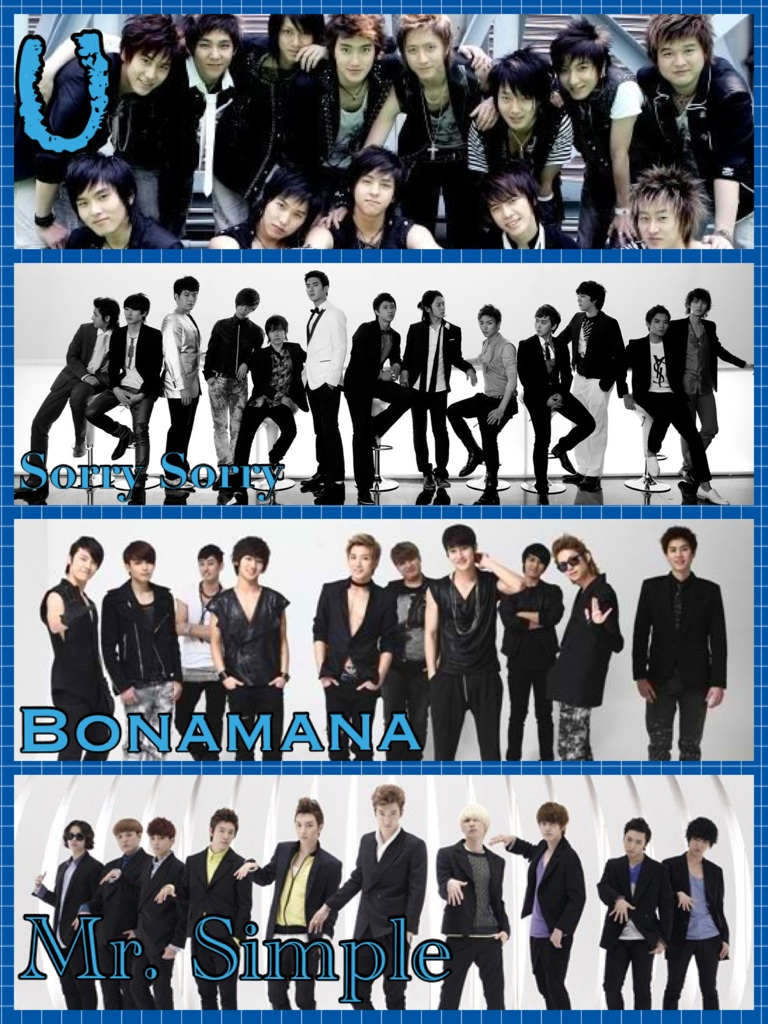 Super Junior :))