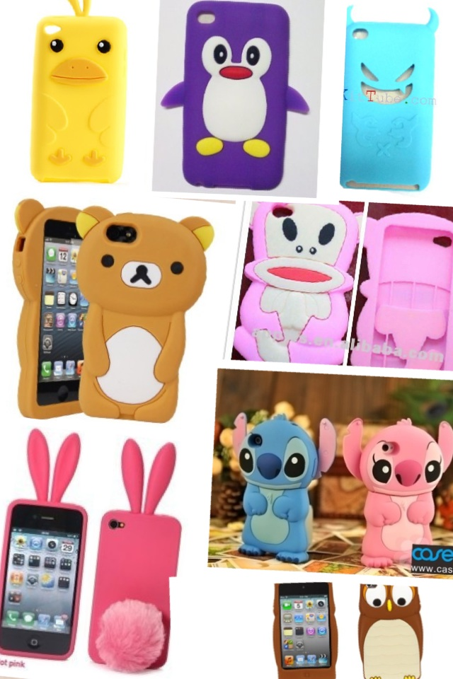 iPod touch hoesjes. Welke zou ik nemen??