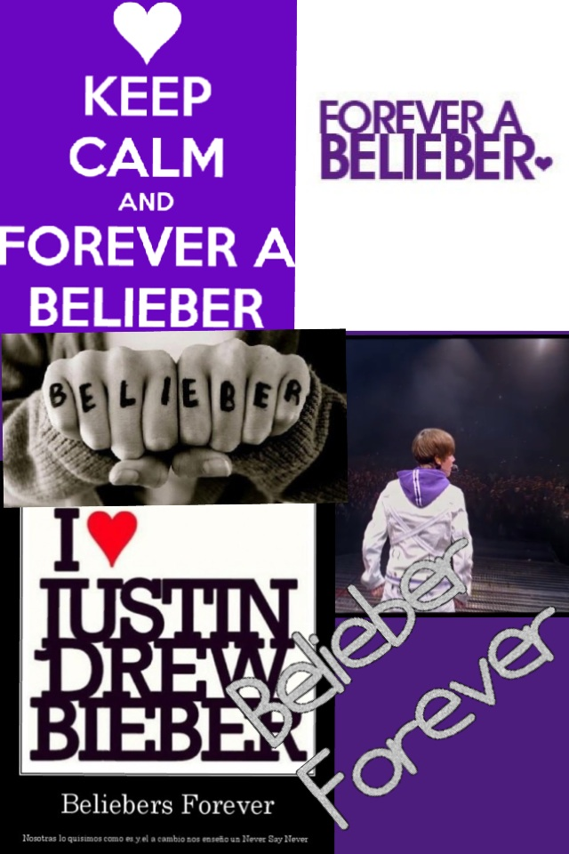 Collage by Belieber